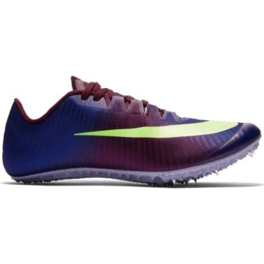 NIKE ZOOM JA FLY 3 REGENCY PURPLE/LIME BLAST-BORDEAUX