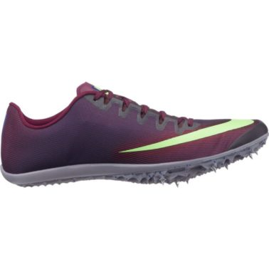 NIKE ZOOM 400 REGENCY PURPLE/LIME BLAST-BORDEAUX