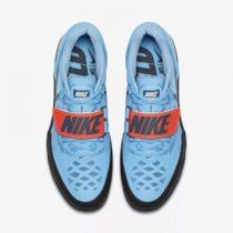 NIKE ZOOM ROTATIONAL 6 FOOTBALL BLUE/BLUE FOX-BLACK-ICE BLUE