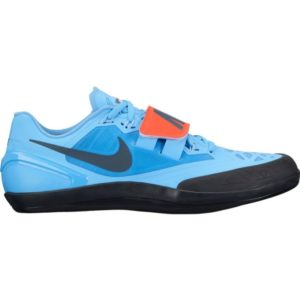 NIKE ZOOM ROTATIONAL 6 FOOTBALL BLUE/BLUE FOX-BLACK-ICE BLUE