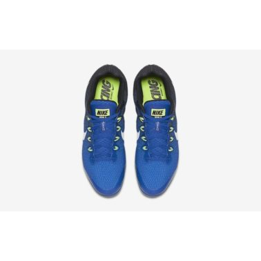 NIKE ZOOM RIVAL D 9 HYPER COBALT/WHITE-BLACK-GHOST GREEN