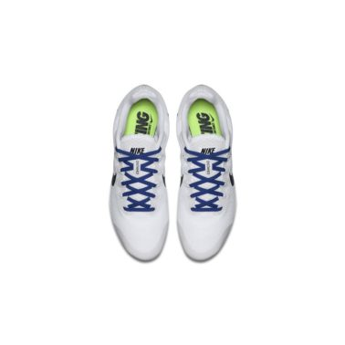 NIKE ZOOM RIVAL D 9 WHITE/BLACK-RACER BLUE
