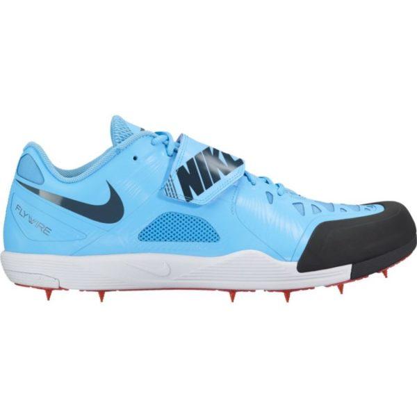 NIKE ZOOM JAVELIN ELITE 2 FOOTBALL BLUE/BLUE FOX-BRIGHT CRIMSON