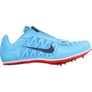 NIKE ZOOM LONG JUMP 4 FOOTBALL BLUE/BLUE FOX-BRIGHT CRIMSON