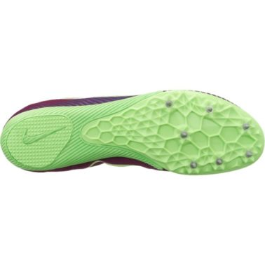NIKE ZOOM RIVAL M 9 BORDEAUX/REGENCY PURPLE-LIME BLAST