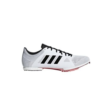 ADIDAS ADIZERO MIDDLE-DISTANCE SPIKES FTWWHT/CBLACK/SHORED