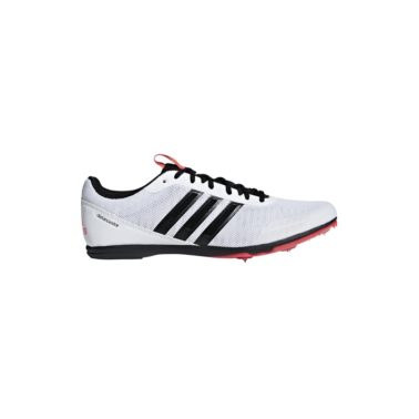 ADIDAS DISTANCESTAR FTWR WHITE/CORE BLACK/SHOCK RED
