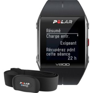 POLAR V800 HR BLACK