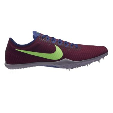 NIKE ZOOM MAMBA 5 BORDEAUX/LIME BLAST-REGENCY PURPLE